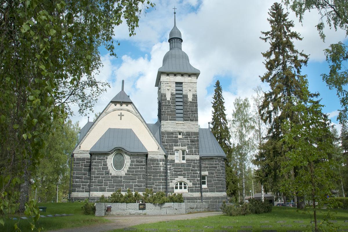 Sonkajärven kirkko