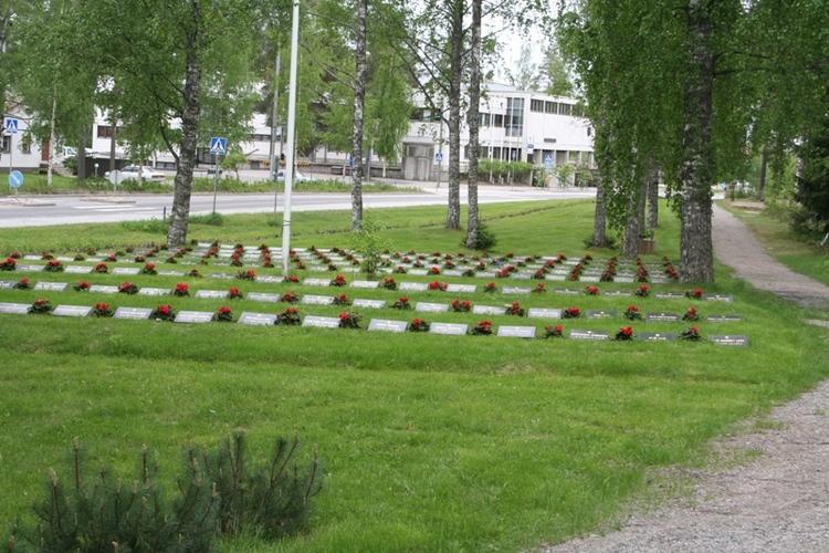 Sonkajärven hautausmaa