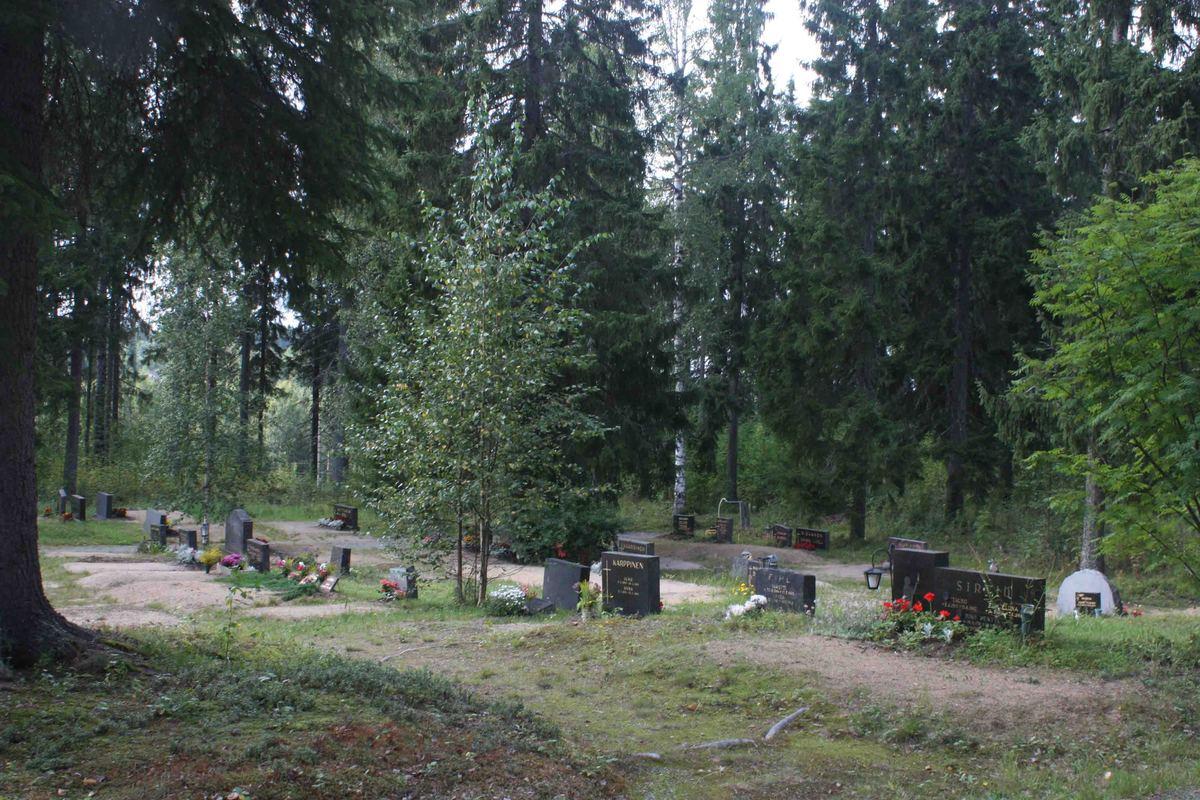 Kauppilanmäen hautausmaa